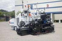 Compact, Rubber-Tire Paver Offers Maneuverability, Performance Power