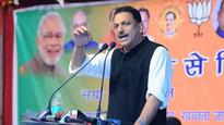 Rajiv Pratap Rudy says he failed to communicate work done to PM and people