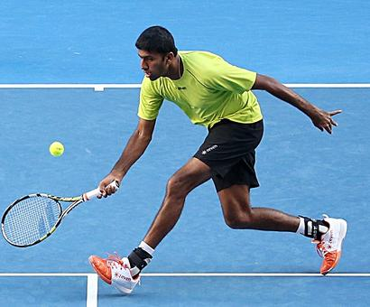 Bopanna-Cuevas knocked out by Djokovic-Troicki