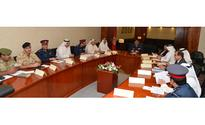 National Committee for Disasters Management holds meeting