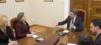 Nuland discusses energy diversification, security, rule of law with Bulgarian leaders