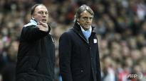 Football: Platt leaves Man City after Mancini sacking