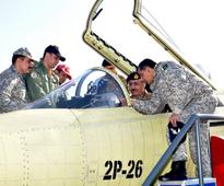 CJCSC Gen Zubair Hayat visits PAC Kamra