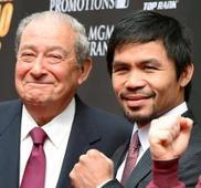 Arum: Jr WBO champ vs Manny