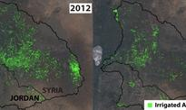 Syrian crisis altered region's land and water resources, study finds