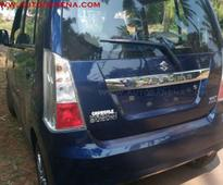 Maruti Suzuki Stingray Spied With Wagon R Badging; Might Be Launched As The 2017 Wagon R