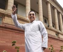Subramanian Swamy wants day-to-day hearing in SC on Ram temple issue