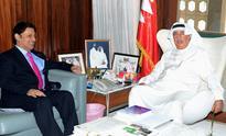 Deputy premier receives Pakistani ambassador