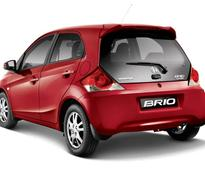 Honda Brio 2016-Edition Production In India Commences