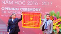 University of Social Sciences and Humanities receive...