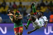 Football: UNEASY FELINES: Cameroon and Gabon Panthers not having their way at AFCON