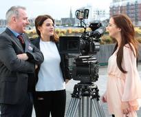 Our favourite 80's stars reunite at Dublin International Film Festival as Angela...