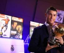 Watch: From Euro to Champions League, the moments that won Ronaldo his fourth Ballon d'Or