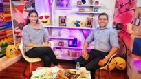 Here's what happened when Sonali Bendre Behl was in conversation with Christopher C Doyle