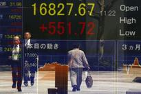 Nikkei hits more than 2-week low on strong yen, fading Trump trade