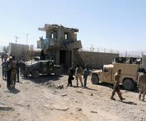 Suicide bombers attack Afghan police centre, several killed