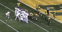 South Dakota State ran the craziest trick play at the goal line and scored