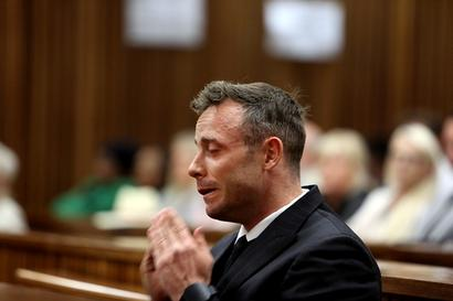 Prosecutors' right to appeal Pistorius's sentence rejected