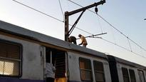 Trains between Kalyan and Titwala stalled for six hours as overhead wire snaps