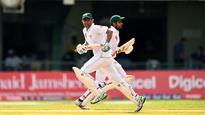 Gabriel strikes back on Younis' record day