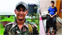 Boarded out, disabled cadets cry for attention
