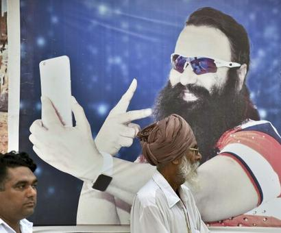 Dera chief verdict: Security forces start evicting followers after HC rap