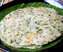 RICE FLOUR PANCAKE RECIPE