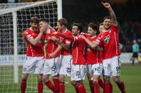 Dundee 0 St Mirren 2 as Championship strugglers earn shock Scottish Cup win