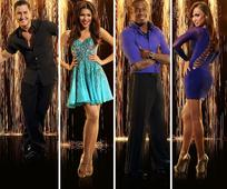 'Dancing With the Stars' down to final four