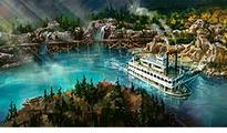 Disneyland Offers First Glimpse of Railroad, Riverfront Post-Star Wars Land