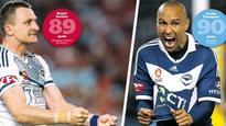 Thompson's flair or Berisha's fire: Don't ask Muscat to choose