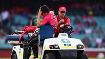 Moises Henriques all but ruled out for rest of Sydney Sixers' Big Bash campaign