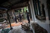 Buddhist Mob Destroys Mosque in Myanmar