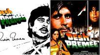 Amitabh Bachchan marks 30+ years of Desh Premee