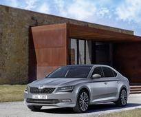 Skoda teases the new Superb on website, launch on 23rd February