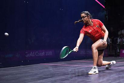 CWG squash: Pallikal-Ghosal cruise into finals