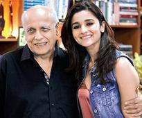 Mahesh Bhatt gives life lessons to Alia Bhatt