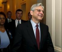 Following Trump's win, U.S. Senate leader reaffirms Garland opposition