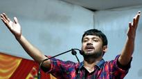 Kanhaiya Kumar claims man tried to strangulate him in flight; police finds allegations baseless