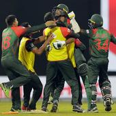 When Shakib Al Hasan called back his players in the dramatic final over