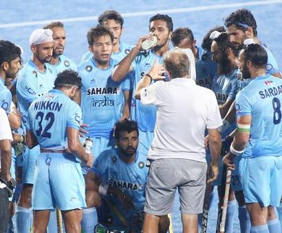 'My last desire is to see the Indian hockey team win an Olympic gold'
