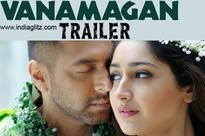 Visually alluring - 'Vanamagan' trailer review
