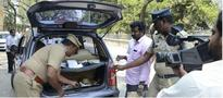Team seizes cash, returns it after verifying documents