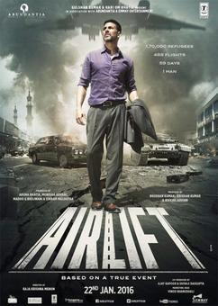 First look: Akshay Kumar's Airlift