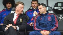 Louis van Gaal admits disappointment in Manchester United results