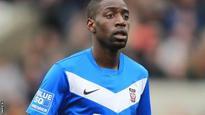 Adriano Moke: York City re-sign forward from Boreham Wood