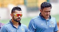 Intense duo in charge of Indians