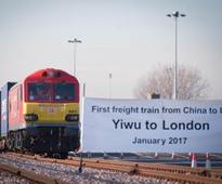 Direct train service from China to UK arrives - the return of the 'Silk Road'