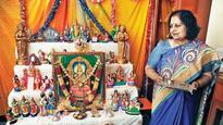 City Tamilians observe Golu Padi on Navaratri