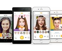 Another selfie-filter app launches